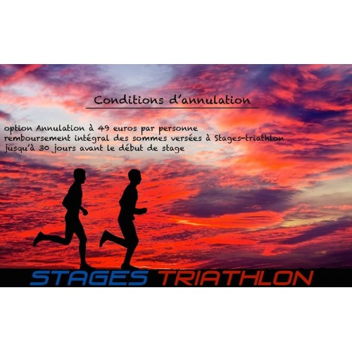 OPTION ANNULATION STAGES-TRIATHLON.COM