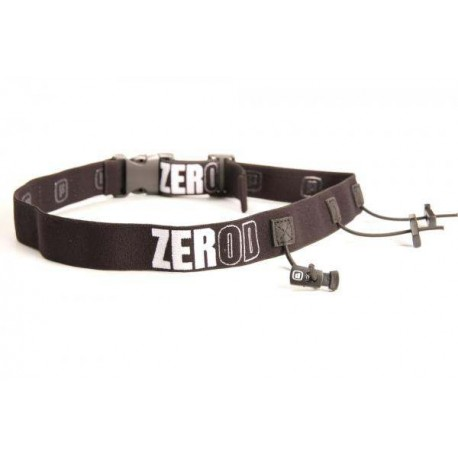 Ceinture Zerod Simple Race Belt