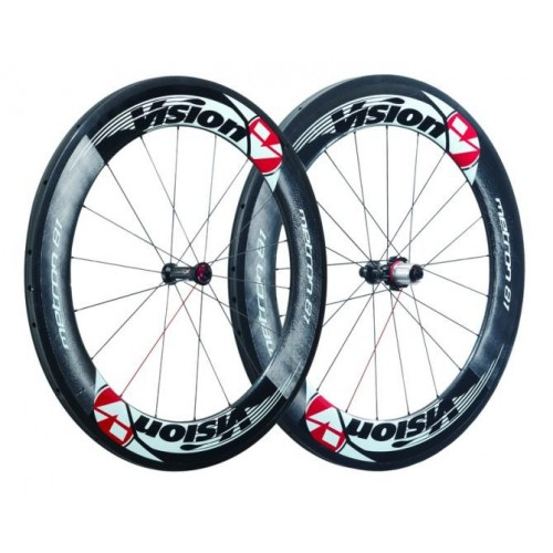 Roues VISION METRON 81