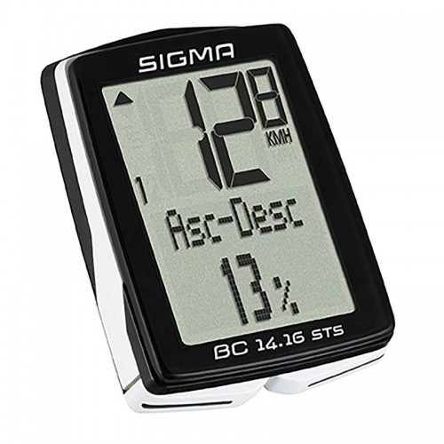 Compteur SIGMA BC 16.12/STS/STS CAD
