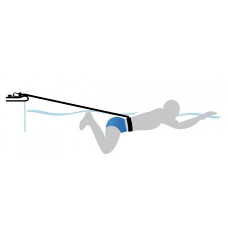Sangle de natation stationnaire bassin