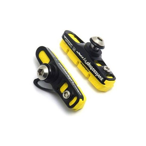 Porte patins et patins Full FlashPro Yellow King