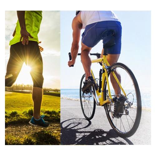 PROGRAMME RUNNING OU CYCLISME TRIMESTRIEL ETC